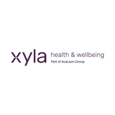 Xyla Health and Wellbeing logo