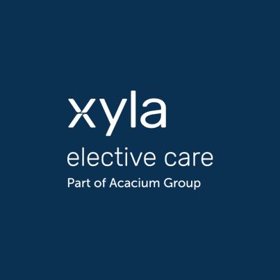 Xyla elective care logo